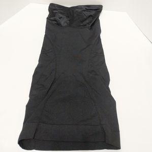 Spanx Black Dress Slip Sz Small